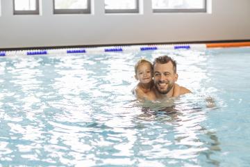 Kleinkinderschwimmen 3-4 Jahre