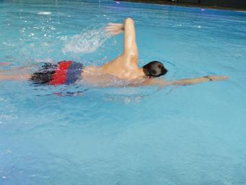 Schwimmen (Techniktraining)